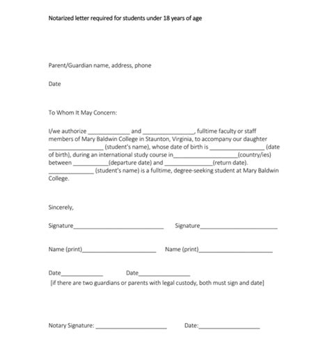 Demand Letter Notarized 25 notarized letter templates sle letters in word