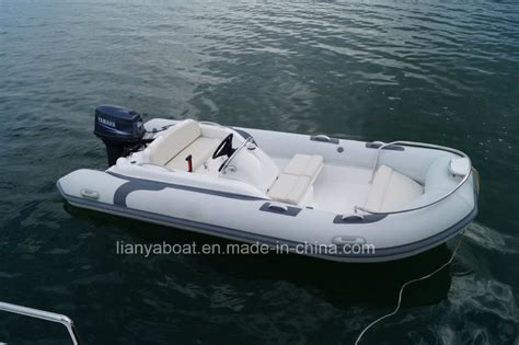 small boat with motor china liya14ft rigid inflatable boat small fishing boats