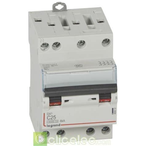 Detecteur De Fumee 3340 by Disjoncteurs Ph N Dx3 4p C25 4500a 6ka 3m 406912 Legrand