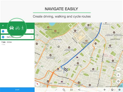 map directions to and from maps me map with navigation and directions android