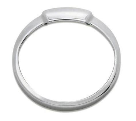 Ring Speedometer Chroom Rx King Original 74661 04 visor ring for 5 quot at thunderbike shop