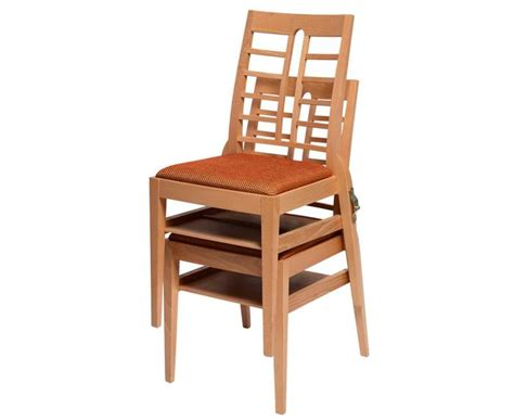 lightweight stacking church chair