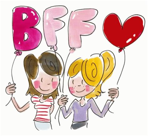 imagenes de i love you friends bff gifs tenor