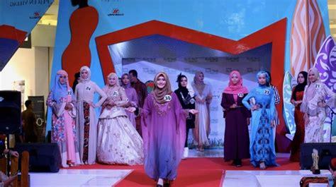 Muslim Wear Nusantara mengangkat keunikan kain nusantara di ajang hunt uzone