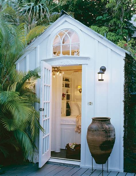 how to design and decorate a she shed creative work space how to transform a simple shed into a lovely garden room