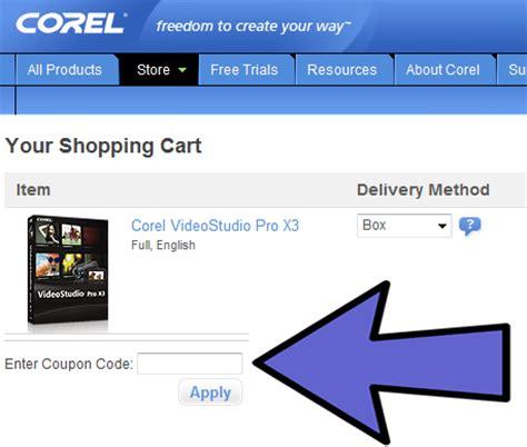 corel draw x5 expired corel videostudio pro x5 coupon codes promotions