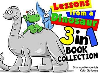 Gl 3in1 Set lessons from a dinosaur 3in1 set listening