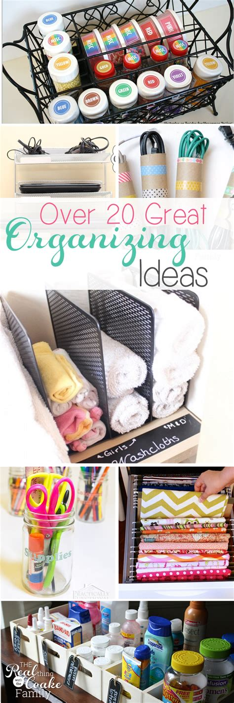 organize my house over 20 great ways to get organized 187 the real thing with