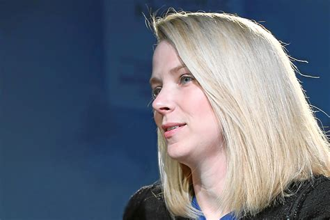Mayer Experiences The Magic Of A Haircut by Marissa Mayer Reveals How To Work 130 Hours A Week Hr