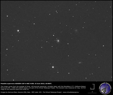 by boitumelo mmakou june 15 2015 by boitumelo mmakou june 15 2015 supernova asassn 15lf in