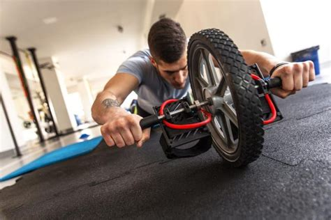what does the ab roller wheel work livestrong