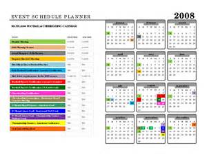 10 best images of event agenda schedule template