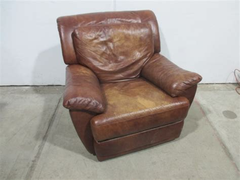 Best Quality Leather Recliners by Grain Leather Top Quality Brown Recliner