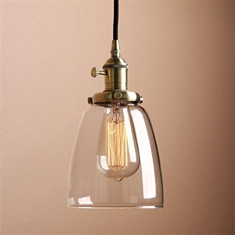 loft antique clear glass bell pendant lighting lighting find pathson products online at wunderstore