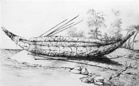 canoe boat history ningher canoe the story behind building a traditional
