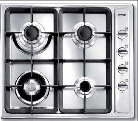 modern gas cooktop omega og63xa 60cm gas cooktop