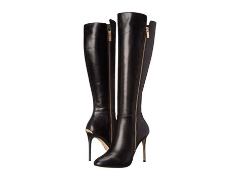 michael kors womens clara side zip boots sold out