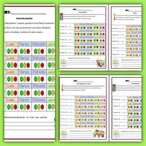 formato de registro de conducta y disciplina en el aula tu escuelita formato de registro de conducta y disciplina en el aula tu