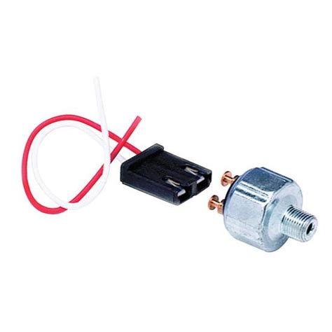 painless wiring 80174 pressure brake switch with pigtail