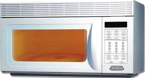 the stove microwave with fan and light kenmore microwave oven exhaust fan