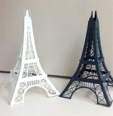 1000 images about paper craft eiffel tower on