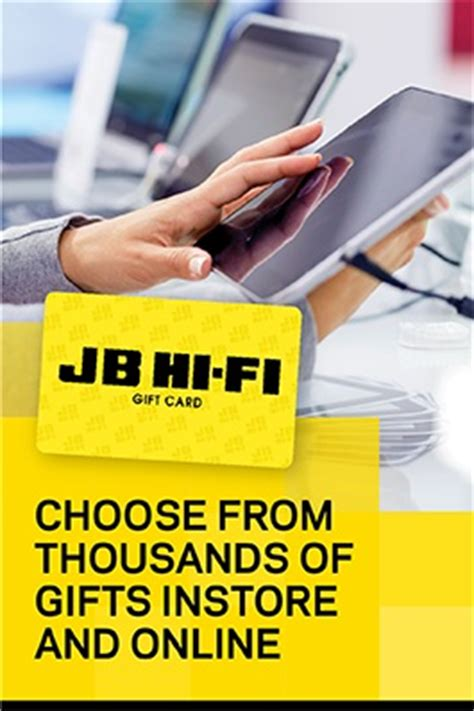 Jb Hifi Gift Card - buy corporate gift cards great for employee gifts rewards