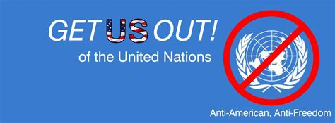 Out And About Nation 6 by Saving America Why Do We Support The United Nations Un
