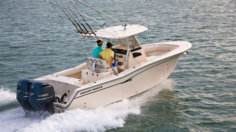 fishing boat engineer jobs grady white canyon 271 built for offshore new england
