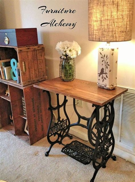 sewing machine table ideas best 25 antique sewing machine table ideas on