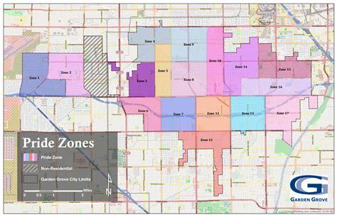 Garden Grove Ca Zoning Map garden grove pride program city of garden grove