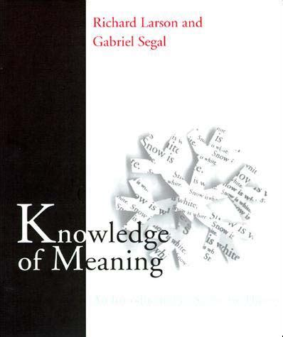 knowledge management in theory and practice mit press books knowledge of meaning the mit press