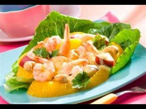 cara membuat salad buah manado selada udang salad udang resep selada udang resep