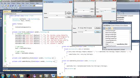 tutorial c windows application c in visual studio express windows desktop application