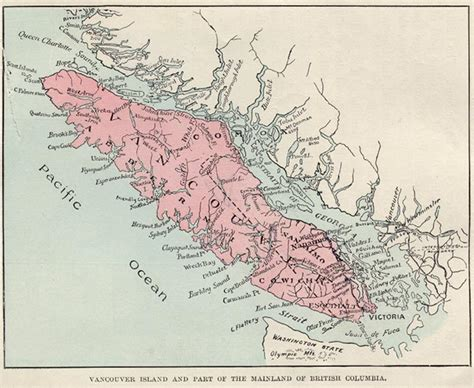 map of vancouver island vihistory vimaps