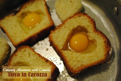 uova in carrozza culinary adventures with camilla food n flix uova in
