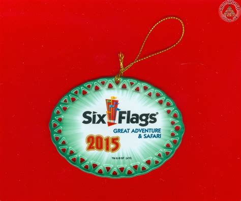 great adventure souvenirs christmas ornaments