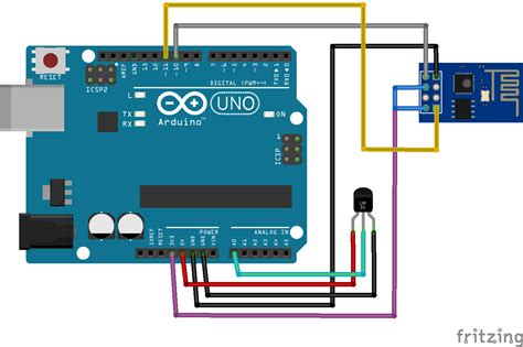 code arduino esp8266 esp8266 based temperature data logger using arduino