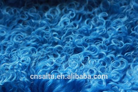 plating hair with wool pictures st mlp curly mongolian lamb wool fur plate genuine lama