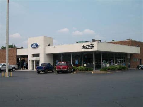 Bert Wolfe Toyota Service Bert Wolfe Ford Toyota Car Dealership In Charleston Wv