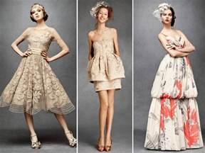 vintage wedding bridesmaids dresses stunning vintage inspired bridesmaids dresses by bhldn