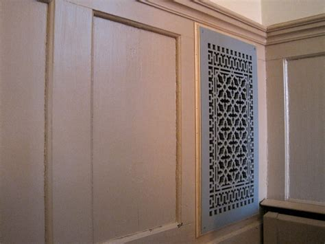 wrought iron decorative wall vent covers tedx designs