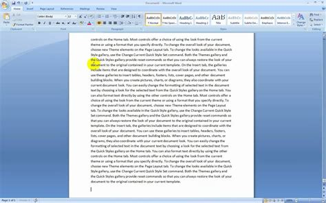 essay format word 2007 hidden essay in microsoft word 2007 youtube