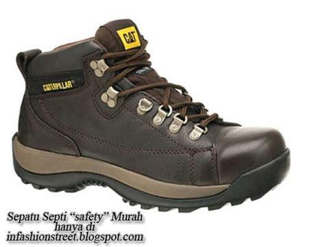 Sepatu Safety Pria Caterpillar Hidraulic Kuat Keren model sepatu septi safety keren terbaru 2015 fashion style pria dan wanita