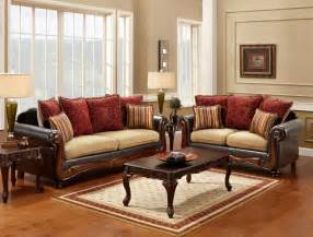 sofa set chairs traditional sofa set fa7490 traditional sofas