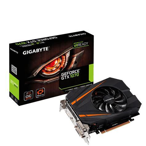 Vga Nvidia Gtx 1070 Vga Gigabyte Nvidia G Gtx 1070 Comprar Precios