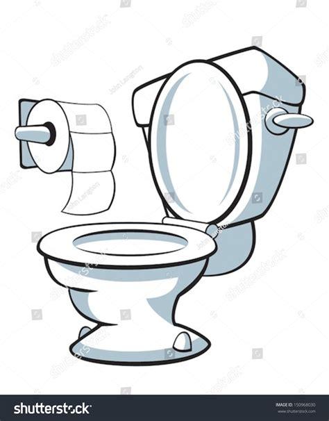 Commode Bathroom Toilet Stock Vector 150968030 Shutterstock