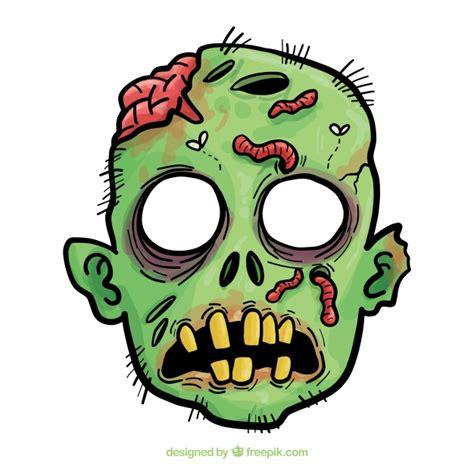 imagenes de halloween zombies mascara horripilante fotos y vectores gratis