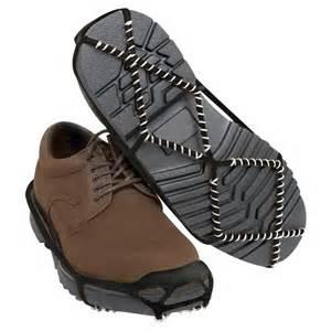 yaktrax walk yaktrax s walker black 154314 boot shoe