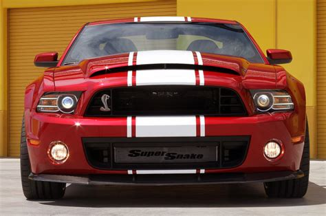 2013 ford mustang gt500 snake shelby gt500 snake 2013 850 ch
