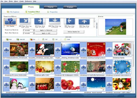 slideshow themes windows create swf flash slideshows with flash slideshow maker